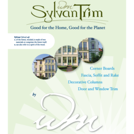 SylvanTrim Wood Moulding