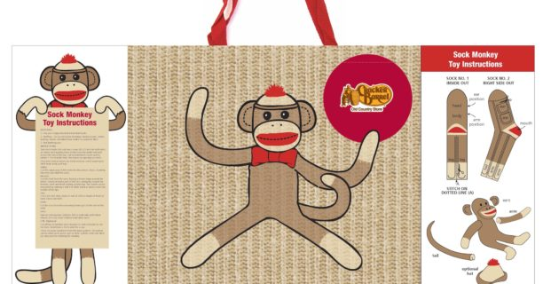 Reusable bag designs—Cracker Barrel