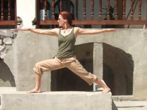 Lucy Clark Adventure Yoga Teacher Photographer Designer